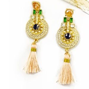 Jewelry - Rhinestone earrings
